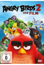 Angry Birds 2 - Der Film DVD-Cover