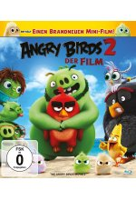 Angry Birds 2 - Der Film Blu-ray-Cover