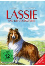 Lassie und die Goldgräber / The Painted Hills (1951) DVD-Cover
