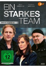 Ein starkes Team - Box 9 (Film 53-58)  [3 DVDs] DVD-Cover