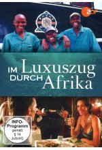 Im Luxuszug durch Afrika  [2 DVDs] DVD-Cover