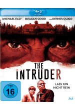 The Intruder Blu-ray-Cover