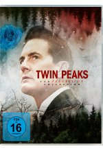 Twin Peaks: Season 1-3 (TV Collection Boxset)  [16 DVDs] DVD-Cover