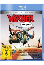 Werner - Beinhart! Blu-ray-Cover