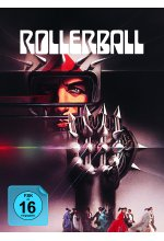 Rollerball - 3-Disc Limited Collector's Edition im Mediabook (Blu-ray + DVD + Bonus-Blu-Ray) Blu-ray-Cover