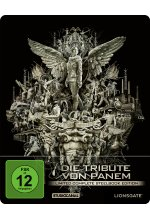 Die Tribute von Panem - Limited Complete Steelbook Edition [4 BRs] Blu-ray-Cover