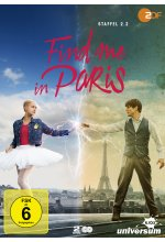 Find me in Paris - Staffel 2.2  [2 DVDs] DVD-Cover