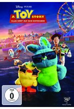 A Toy Story 4 - Alles hört auf kein Kommando DVD-Cover