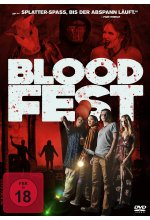 Blood Fest DVD-Cover