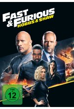 Fast & Furious: Hobbs & Shaw DVD-Cover