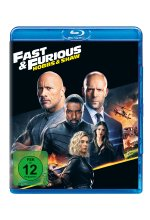 Fast & Furious: Hobbs & Shaw Blu-ray-Cover