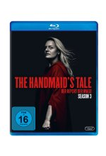 The Handmaid's Tale - Season 3  [4 BRs] Blu-ray-Cover