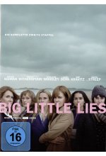 Big Little Lies - Die komplette 2. Staffel  (2 DVDs) DVD-Cover
