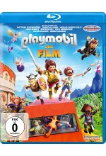 Playmobil - Der Film Blu-ray-Cover