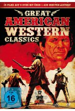 Great American Western Classics  [6 DVDs] DVD-Cover