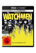 Watchmen - Die Wächter - The Ultimate Cut  (4K Ultra HD) (+ Blu-ray 2D) Cover