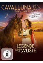Cavalluna - Passion for Horses - Legende der Wüste DVD-Cover