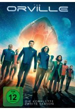 The Orville - Season 2  [4 DVDs] DVD-Cover