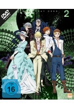 Bungo Stray Dogs - Staffel 2  [3 DVDs] DVD-Cover