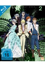 Bungo Stray Dogs - Staffel 2  [3 BRs] Blu-ray-Cover