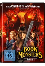 Book of Monsters DVD-Cover