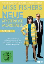 Miss Fishers neue mysteriöse Mordfälle - Staffel 1  [2 DVDs] DVD-Cover