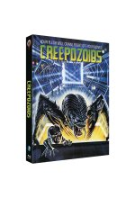 Creepozoids - Mediabook - Cover B - 2-Disc Full Moon Collection Nr. 04  (+ DVD) (inkl. Bonusfilm Shadowzone) Blu-ray-Cover