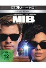 Men in Black: International  (4K Ultra HD) Cover