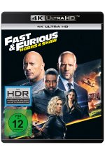 Fast & Furious: Hobbs & Shaw  (4K Ultra HD) Cover