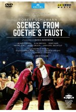 Scenes from Goethe's Faust  [2 DVDs] DVD-Cover