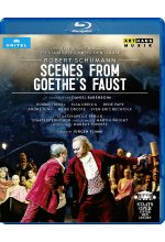 Scenes from Goethe's Faust Blu-ray-Cover