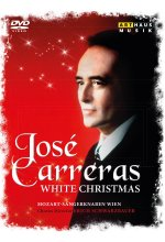White Christmas with José Carreras DVD-Cover