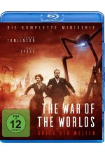 The War of the Worlds - Krieg der Welten Blu-ray-Cover