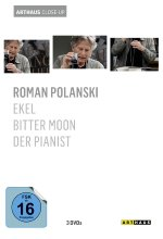 Roman Polanski / Arthaus Close-Up  [3 DVDs] DVD-Cover