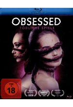 Obsessed - Tödliche Spiele Blu-ray-Cover