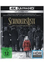 Schindlers Liste - 25th Anniversary Edition  (4K Ultra HD) Cover