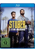 Stuber - 5 Sterne Undercover Blu-ray-Cover