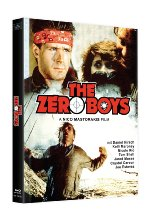 The Zero Boys - Mediabook - Cover C - Limited Edition auf 125 Stück  (+ Bonus-Blu-ray Hired to Kill) Blu-ray-Cover