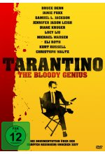 Tarantino - The Bloody Genius DVD-Cover
