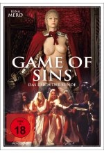 Game of Sins - Reich der Sünde DVD-Cover