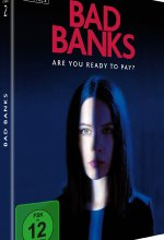 Bad Banks - Die komplette zweite Staffel  [2 DVDs] DVD-Cover