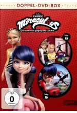 Miraculous 15+16 - Die DVD zur TV-Serie  [2 DVDs] DVD-Cover