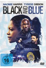 Black and Blue DVD-Cover