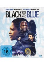 Black and Blue Blu-ray-Cover