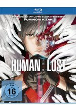 Human Lost Blu-ray-Cover