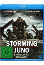 Storming Juno Blu-ray-Cover