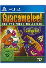 Guacamelee! One-Two Punch Collection Cover