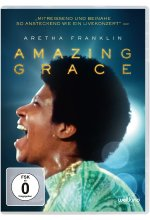 Aretha Franklin - Amazing Grace DVD-Cover