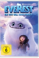 Everest - Ein Yeti will hoch hinaus DVD-Cover