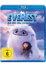 Everest - Ein Yeti will hoch hinaus Blu-ray-Cover